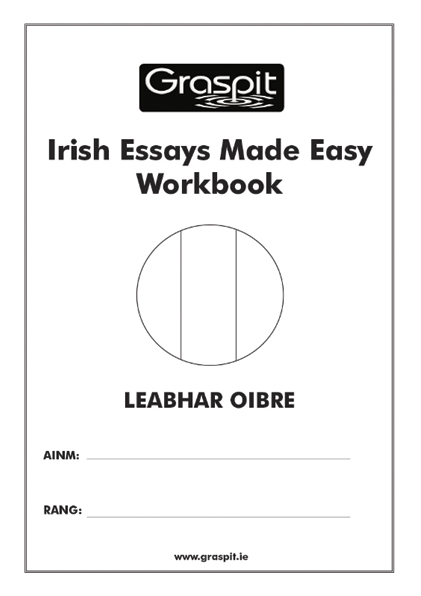 irish essays Junior cert | irish notes, sample answers, past exam papers, exam papers by topic, mcq revision tools, marking schemes and more.